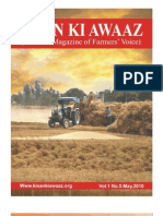MAY 2010 National Magazine of Farmers Voice