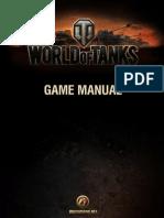 World of Tanks Game Manual