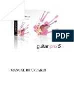 Manual Guitar Pro