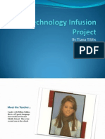 Technology Infusion Project