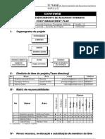 Projeto Coinfoweb - Plano de Gerenciamento de Recursos Humanos