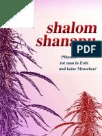 Shalom Shanapu - Pflanzen tut man in Erde und keine Menschen