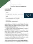 Ideas de Polya en la Resolución de Problemas