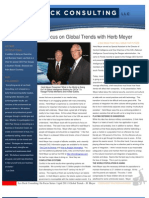 Les Deck Consulting, LLC - In Focus Series - Global Trends With Herb Meyer