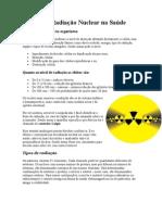 Efeitos da Radiação 2