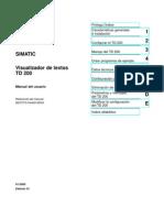 Manual TD200(Op Kivertron