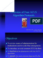 Overview of ACLS Algorithms