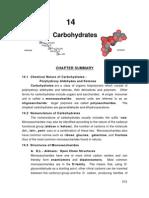 Carob Hydrates Summary