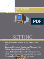 Technology Infusion Presentation