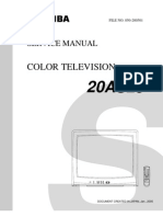 Tv Toshiba 20AS25