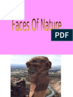 FACES OF NATURE