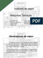 Generadores de vapor (presentación)