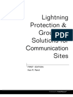 Lightning Protection & Grounding for Communication Sites