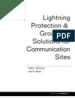 Lightning Protection & Grounding for Communication Sites