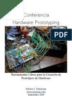 Hardware Prototyping - Brochure