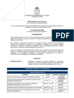 R CS-103 2010 Programacion Academica Detallada Periodo 2011-01 Publicada