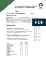 Historia Clinica de Endodoncia[1]
