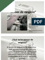 Sensor de Oxigeno (2)