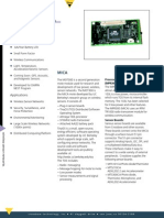 MICA Data Sheet