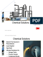Chemical Solutions - 3 M Product