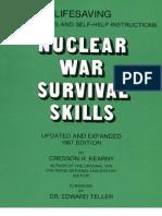 Nuclear War Survival Skills