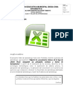 Taller Excel 1 - Basico