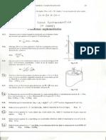 Teoria Electromagnetica - Problemario (Unidad 2)