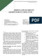 13 Ijaest Volume No 3 Issue No 2 Transmission Line Stability Improvement Using Tcsc 165 173