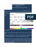 La luz y el espectro electromagnético