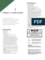 RM10 Manual