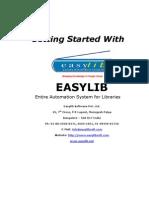 Easy Lib User Manual