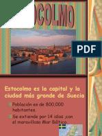 Presentación Estocolmo