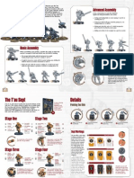 Painting Guide -  Tau Warriors Fire Caste