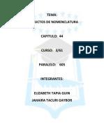 FOSFOROS DE MADERA