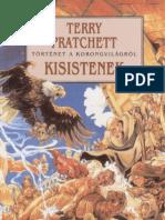 Terry Pratchett - Kisistenek - Korongvilág 13