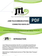 Jamii Telecommunications Limited