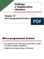Micro Programming
