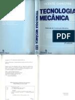 Materiais para construção mecânica 3 Vicente Chiaverini