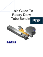 Omni-X Tube Bending Guide