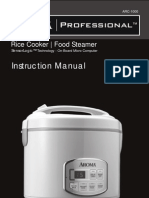 ARC 1000 Instruction Manual