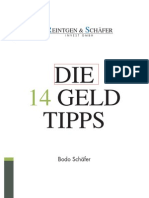 Die 14 Geld-tipps