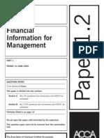 F2 Past Paper_Question06-2005