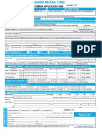 Sahara Mutual Fund Common Application Form