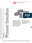 ABB Emax Power Breakers