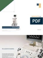 SONOACE X4 Product Catalog