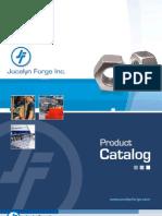 Jocelyn Forge Product Catalog 2006