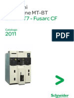 Catalogo Soluzioni Cabine Mt Bt Sm6 At7 Fusarc Cf hi