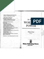 Six Weeks to Words of Power-Wilfredfunk