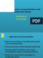 Lateral Positioning