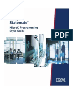 Microc Programming Style Guide
